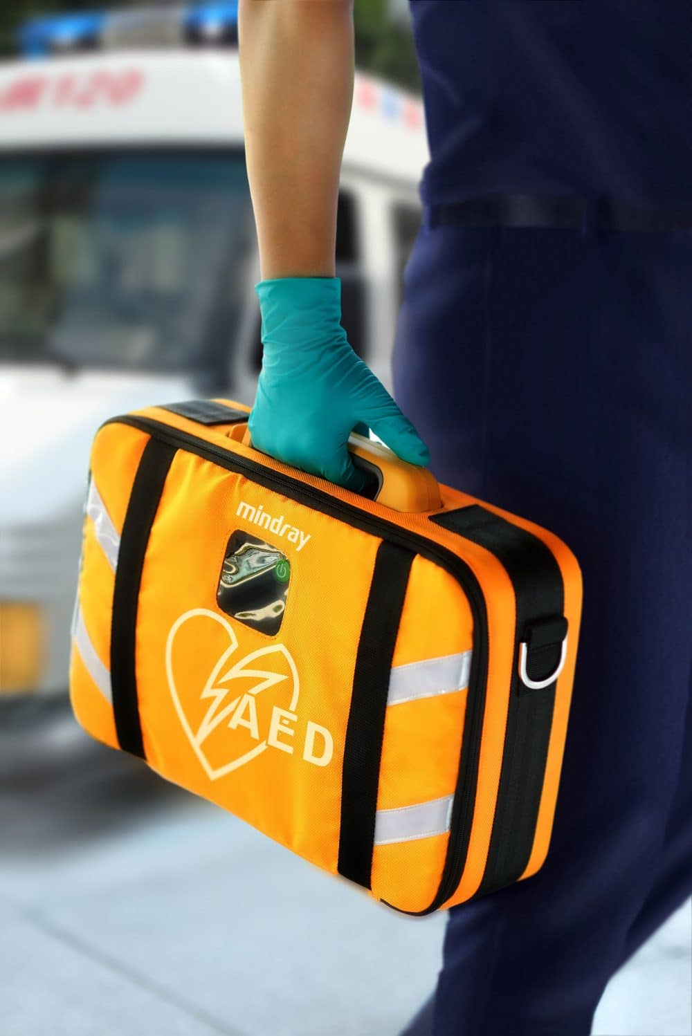 Portable Defibrillators AEDs